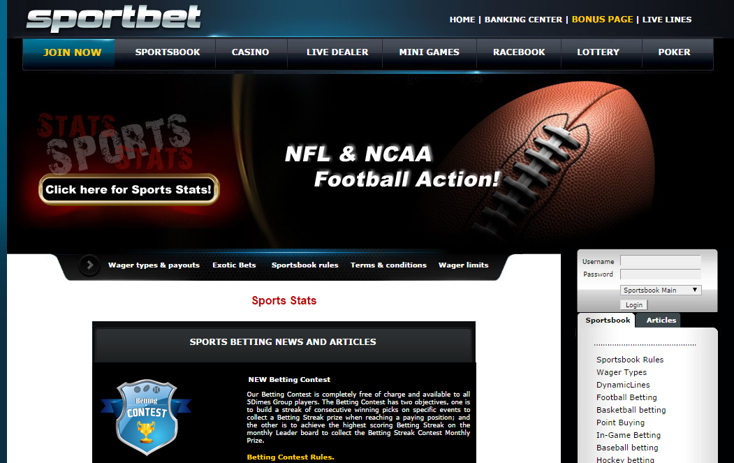 Sportbet casino sports gambling taxes