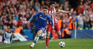 Soccer - UEFA Champions League - Semi Final - Second Leg - Chelsea v Atletico Madrid - Stamford Bridge