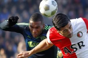 Eredivisie speelronde 10; Feyenoord vs Ajax