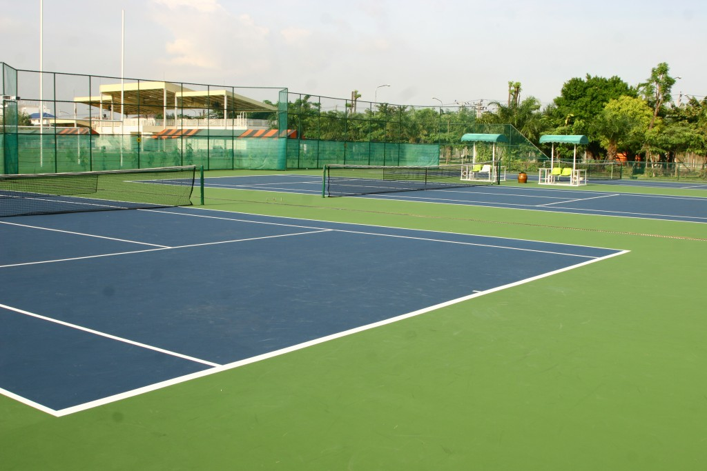 Tennis Courts - Sports Complex 008